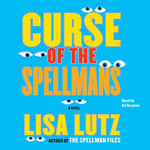 Curse of the Spellmans audiobook cover art