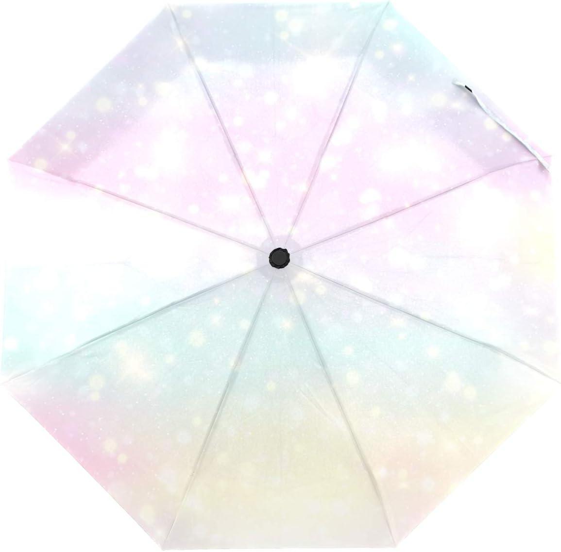 OREZI Automatic Open Close Folding Galaxy Umbrella Fantasy Backg 35% OFF Limited price sale
