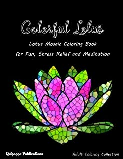 Colorful Flowers: Beautiful Flower Coloring Book Peonies, Orchids, Magnolias, Dahlias
