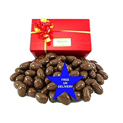 quality milk chocolate coated brazil nuts, 1 kilo of quality brazils in presentation gift box. Quality Milk Chocolate Coated Brazil Nuts, 1 Kilo of Quality Brazils in Presentation Gift Box. 51masHzOieL