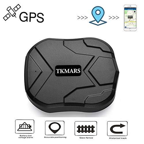 Hangang GPS Tracker localizador GPS en tiempo real Localizador SMS Online 5000...