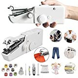 Best Handheld Sewing Machines - Hand Held Sewing Device, Portable Mini Sewing Machine Review