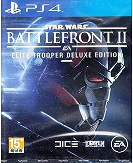 PS4 STAR WARS BATTLEFRONT II [ELITE TROOPER DELUXE EDITION] (ASIA)