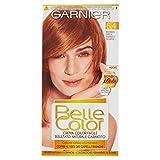 Garnier Colorazione Permanente per Capelli Belle Color, Risultato Naturale e Luminoso, 6.4 Biondo Miele Ramato Scuro
