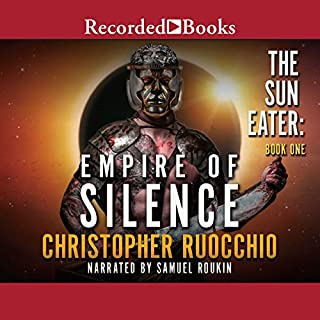 Empire of Silence audiobook cover art
