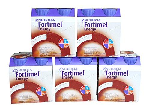 Fortimel Energy von Nutricia 6 x 4 x 200 ml Schokolade