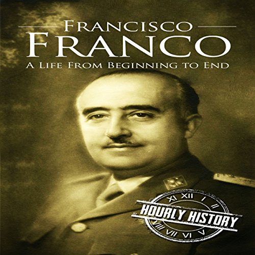 Francisco Franco audiobook cover art