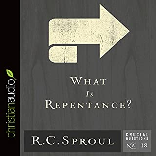 What Is Repentance? cover art