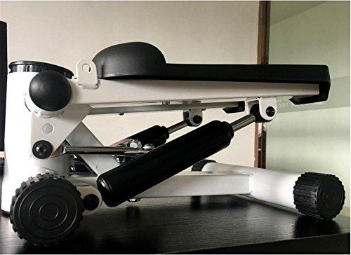 LMZZGAOYANQING Stepper home fitness attrezzature dimagrante macchina ultra-silenzioso Stepper movimento del pedale multifunzione