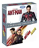Pack: Ant Man 1 + Ant Man 2 [Blu-ray]
