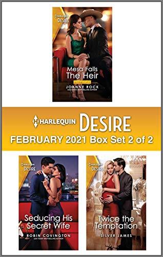 Harlequin Desire February 2021 - Box Set 2 of 2 (English Edition)
