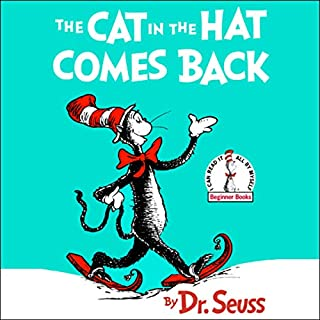 The Cat in the Hat Comes Back cover art