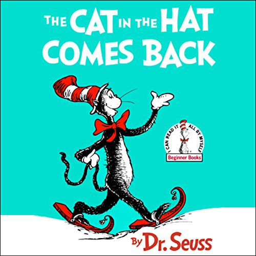 The Cat in the Hat Comes Back audiobook cover art