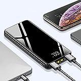 LTF 80000mAh Digital USB LED Power Bank Chargeur de Batterie Chargeur de téléphone Portable Portable