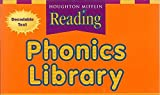 8 Daught, Phonics Library Take Home Level 2, Set of 5: Houghton Mifflin the Nation's Choice (Hm Reading 2001 2003)