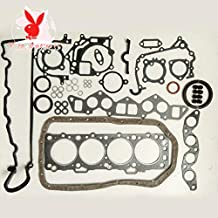 yise-P641 New LD20 For NISSAN BLUEBIRD VANETTE Box Overhaul Package Engine Parts Complete Gasket Full Set Engine Gasket 10101-05E87 51010000