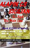 Alapin C3 Sicilian - 5...bg4: The Main Line: Alapin's Manual Of Chess Learning (book #17/21 Of Series 17)-Melekhin, Aleksandr