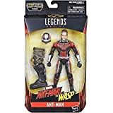 Hasbro Marvel Legends Series Ant-Man Action Figure da Collezione, 15 cm, Ispirata al Film