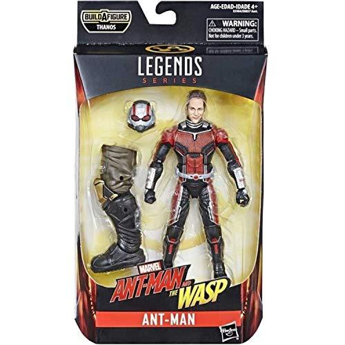 Marvel Legends Serie Avengers Ant-Man-Figur, 15 cm