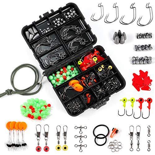 Fishing Accessories Kit, Dr.mete...