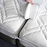 FeelAtHome Bed Bridge Twin to King Converter Kit - Twin Bed Connector King Maker - Bed Gap...