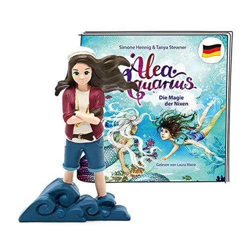 tonies Hörfigur für Toniebox, Alea Aquarius – Die Magie der Nixen, Hörspiel für Kinder ab 5 Jahren, Spielzeit ca. 40 Minuten