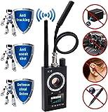Anti-Spy Detector,Senli Hidden Camera Detector Camera Finder Wireless Bug Laser Lens GPS Signal Tracker RF Signal Detector Hidden Camera Detector for GSM Tracking Device