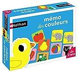 Nathan 31616 - Juego Educativo para Combinar imágenes y Colores Desde 2 años
