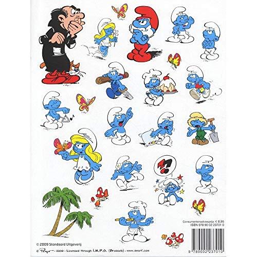 De Smurfen vakantieboek / druk 1
