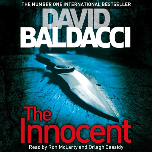 The Innocent: Will Robie, Book 1 cover art