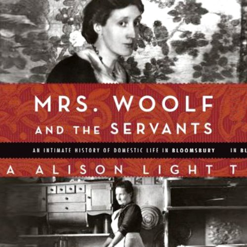 Mrs. Woolf and the Servants audiobook cover art