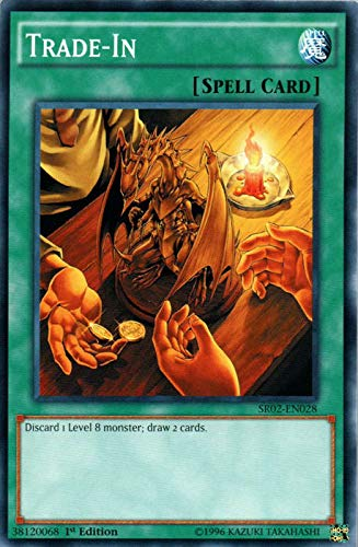 Yu-Gi-Oh! - Trade-In (SR02-EN028) - Structure Deck: Rise of the True Dragons - Edition - Common by Yu-Gi-Oh!