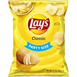 Lay's Classic Potato Chips, 13 Ounce...