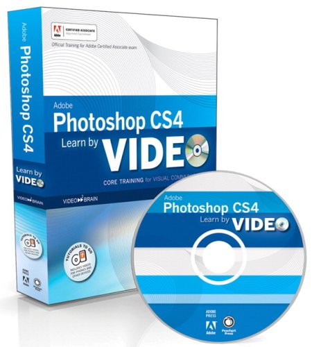 Learn Adobe Photoshop CS4 by Video