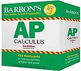 Barron's AP Calculus Flash Cards (Barron's Test Prep)