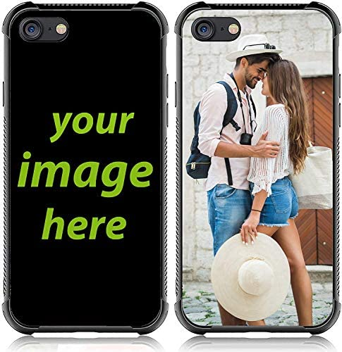 Custom Case for iPhone 7 8 new SE 2020 Customized Phone Case Anti Scratch Shock Resistant Soft product image