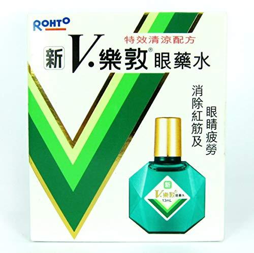 New V.Rohto Plus Eye Drop(13 ml)