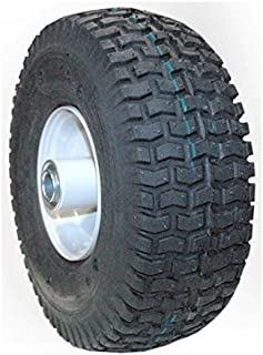 Rotary 7285 Lawn Mower Front Tire and Wheel Assembly 410X350X4 Snapper