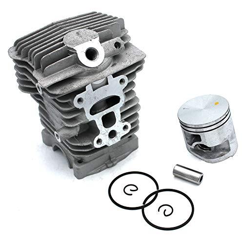 Kit de pistón de cilindro 40 mm para Stihl MS211 MS211C MS211 2-Mix MS211C-BE MS211C-BE Z MS211Z Motosierra PN 1139 020 1202