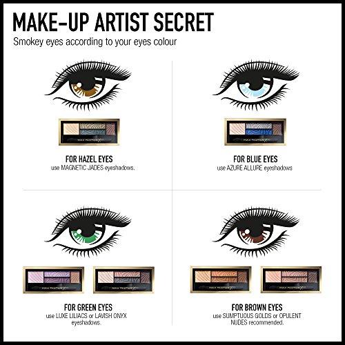 Amazon.com : Max Factor Smokey Eye Drama Kit Palette Eye Shadow