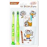 Elmex Elmex - Kit especial de dientes saludables, pasta dentífrica 50 ml,...