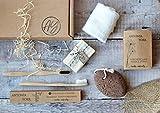 Caja de regalo respetuosa con el medio ambiente (Spa) cuidado personal natural productos de belleza éticos