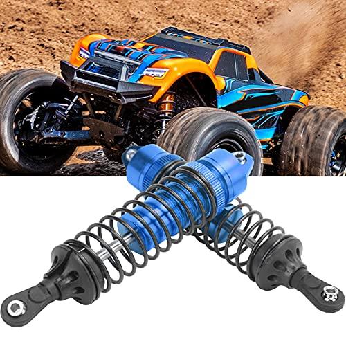01 , RC Damper Shocks 2Pcs 115mm Strut Spring Assembly Piezas de actualización de Coche RC para Slash 2WD para Coche de Control Remoto(Blue)