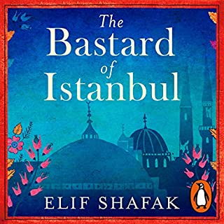 The Bastard of Istanbul cover art