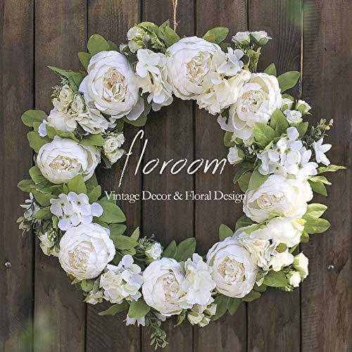 Floral Wreath, Door Wreath, 20