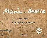 Marin-Marie, 1901-1987 - Carnets de dessins
