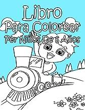 Libro Para Colorear Per Niños De 6 Años