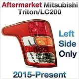 TUNEZ LHS feu arrière gauche feu arrière feu arrière compatible avec Mitsubishi L200 Triton année 2016 2017 2018 2019 2020