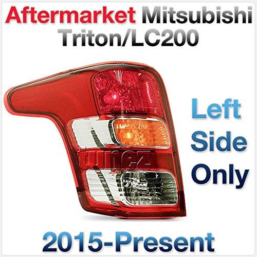 TUNEZ® LHS feu arrière gauche feu arrière feu arrière compatible avec Mitsubishi L200 Triton année 2016 2017 2018 2019 2020
