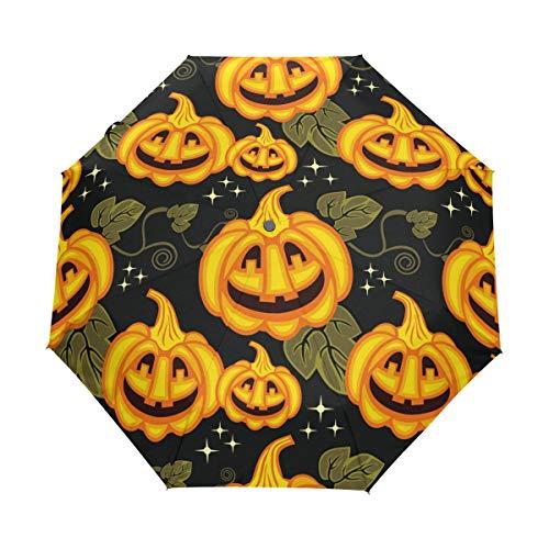 Orediy paraguas plegable automático Jack O